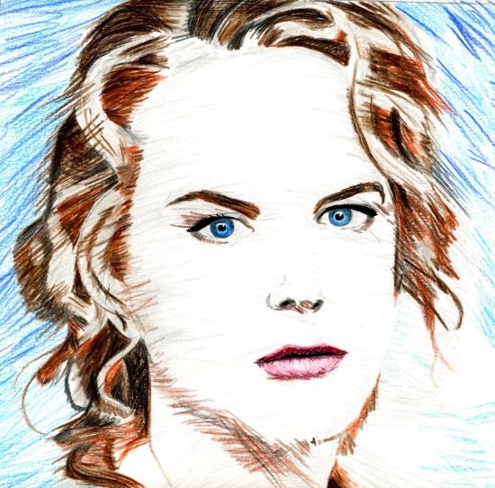 Nicole Kidman by kipkool20